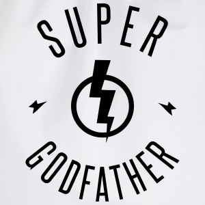 SUPER GODFATHER T-Shirts - Drawstring Bag