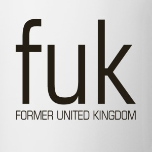 Former United Kingdom - fuk - Mug