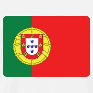 PORTUGAL IS BRUTAAL EH Tops - Mannen Premium T-shirt
