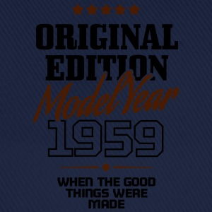 Original Edition - Model Year 1959 Tee shirts - Casquette classique