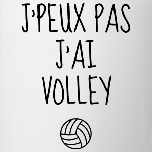 Volleyball - Volley Ball - Volley-Ball - Sport Tee shirts - Tasse