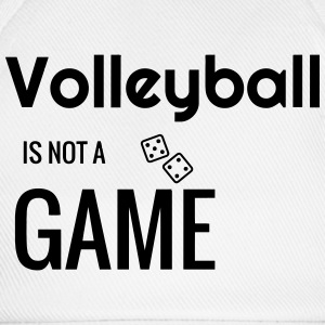 Volleyball - Volley Ball - Volley-Ball - Sport T-Shirts - Baseball Cap