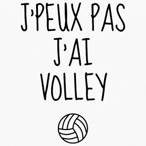 Volleyball - Volley Ball - Volley-Ball - Sport Bouteilles et Tasses - T-shirt manches longues Premium Homme