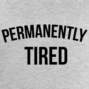 Permanently tired T-Shirts - Men's Sweatshirt by Stanley & Stella