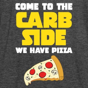 Come To The Carb Side - Wa Have Pizza T-shirts - Tanktopp dam från Bella