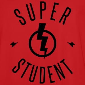 SUPER STUDENT Hoodies & Sweatshirts - Men's Football Jersey