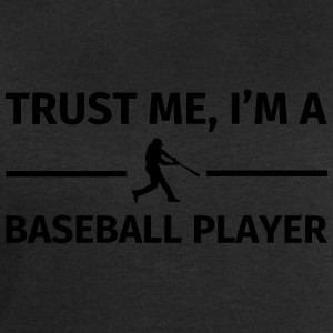 Trust Me I'm a Baseball Player Bouteilles et Tasses - Sweat-shirt Homme Stanley & Stella