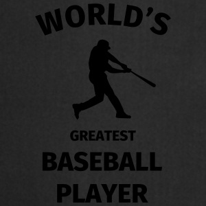 World's Greatest Baseball Player Bouteilles et Tasses - Tablier de cuisine