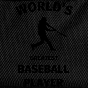 World's Greatest Baseball Player Bouteilles et Tasses - Sac à dos Enfant