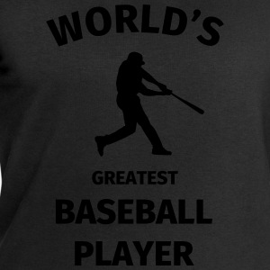 World's Greatest Baseball Player Tee shirts - Sweat-shirt Homme Stanley & Stella
