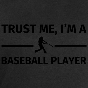 Trust Me I'm a Baseball Player Tee shirts - Sweat-shirt Homme Stanley & Stella