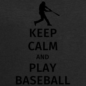 keep calm and play baseball Bouteilles et Tasses - Sweat-shirt Homme Stanley & Stella