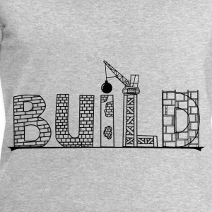 Build - Men's Sweatshirt by Stanley & Stella