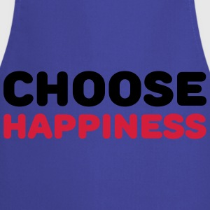 Choose happiness Sportsklær - Kokkeforkle