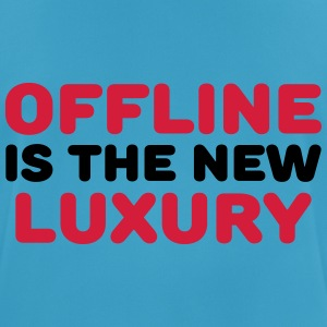 Offline is the new luxury Sports wear - Men's Breathable T-Shirt