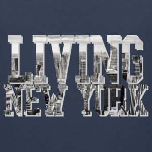 Living New York - Männer Premium Tank Top