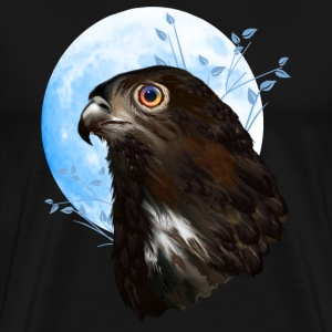 Black-chested snake eagle  - Männer Premium T-Shirt