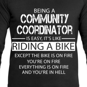 Community Coordinator T-Shirts - Men's Sweatshirt by Stanley & Stella
