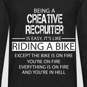Creative Recruiter T-Shirts - Men's Premium Longsleeve Shirt