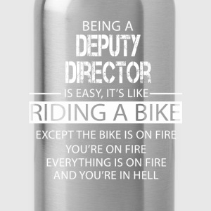 Deputy Director T-Shirts - Water Bottle
