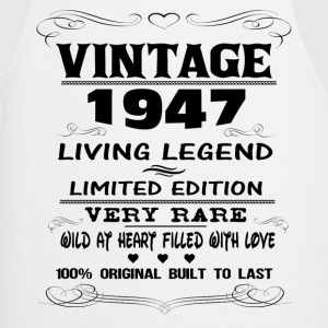 VINTAGE 1947-LIVING LEGEND T-Shirts - Cooking Apron