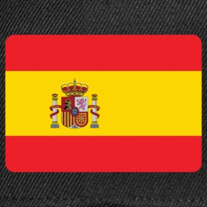 SPANJE IS DE NO. 1 Shirts - Snapback cap