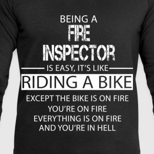 Fire Inspector T-Shirts - Men's Sweatshirt by Stanley & Stella