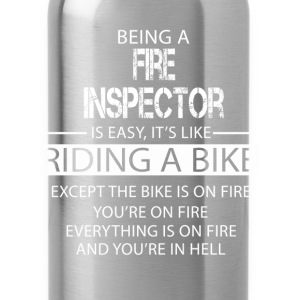 Fire Inspector T-Shirts - Water Bottle