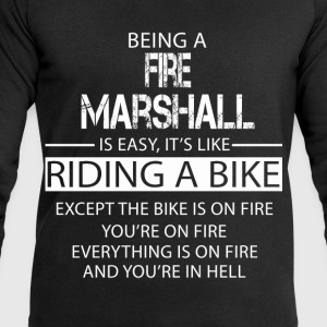 Fire Marshall T-Shirts - Men's Sweatshirt by Stanley & Stella