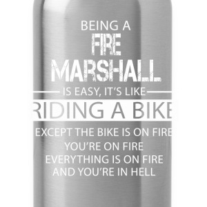 Fire Marshall T-Shirts - Water Bottle