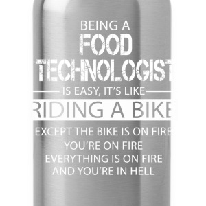 Food Technologist T-Shirts - Water Bottle