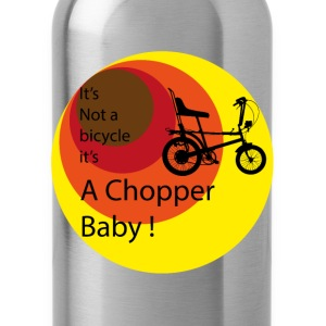 It's a chopper - Water Bottle