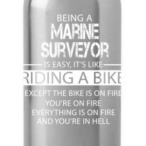 Marine Surveyor T-Shirts - Water Bottle