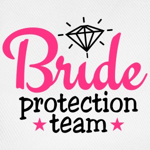 bride protection team 2c / bride security  Sportkläder - Basebollkeps