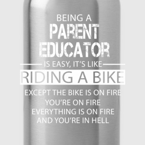 Parent Educator T-Shirts - Water Bottle