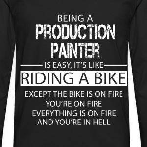 Production Painter T-Shirts - Men's Premium Longsleeve Shirt
