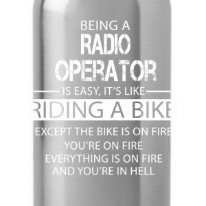 Radio Operator T-Shirts - Water Bottle