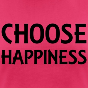 Choose happiness Sportkläder - Andningsaktiv T-shirt dam