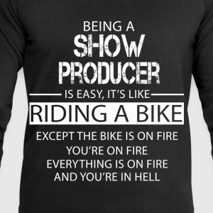 Show Producer T-Shirts - Men's Sweatshirt by Stanley & Stella