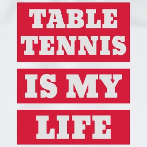 Table Tennis - Ping Pong - Sport - Racket - Ball Shirts - Gymtas
