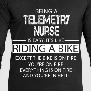 Telemetry Nurse T-Shirts - Men's Sweatshirt by Stanley & Stella