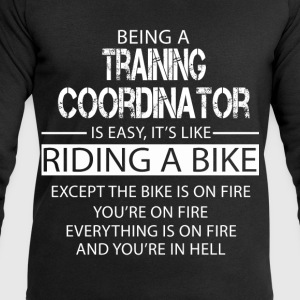 Training Coordinator T-Shirts - Men's Sweatshirt by Stanley & Stella