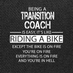 Transition Coach T-Shirts - Snapback Cap
