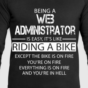 Web Administrator T-Shirts - Men's Sweatshirt by Stanley & Stella