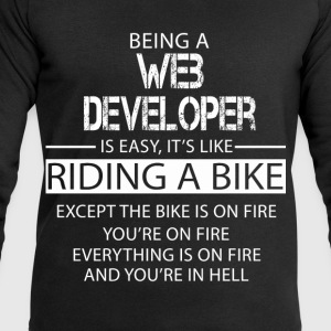 Web Developer T-Shirts - Men's Sweatshirt by Stanley & Stella