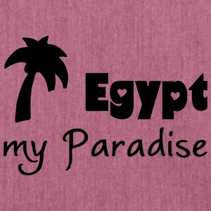 Egypt Paradise T-Shirts - Shoulder Bag made from recycled material