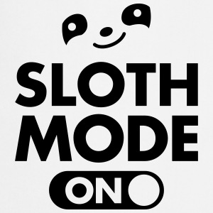Sloth Mode (On) T-shirts - Forklæde
