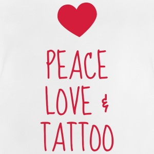 Tatoo / Tattooed / Tattooist / Biker / Piercing Shirts - Baby T-Shirt