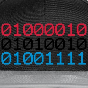 BINARY BRO Shirts - Snapback Cap