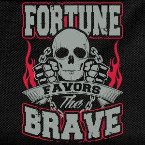 fortune favors the brave Sportbekleidung - Kinder Rucksack